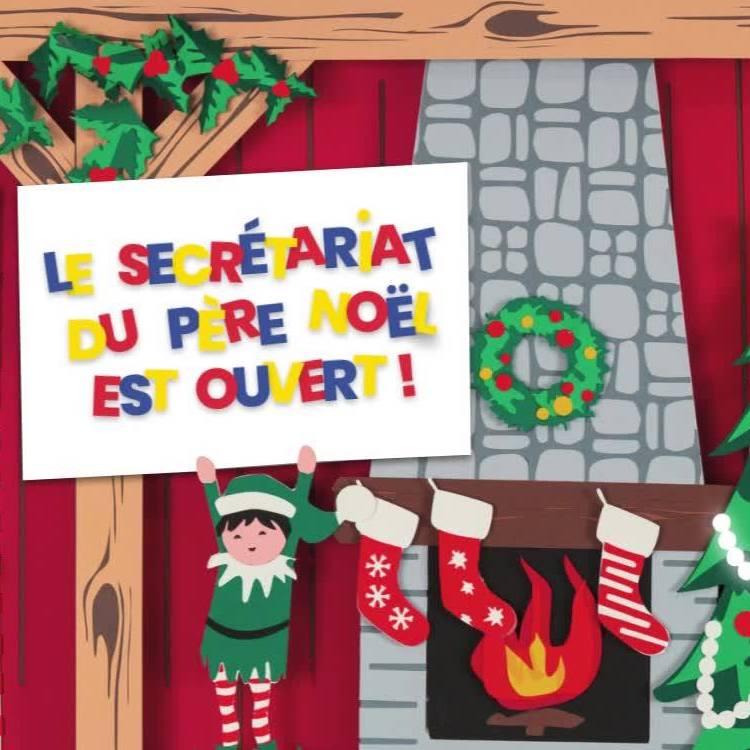 Site Lettre Au Pere Noel.Actu Rituel Festif La Lettre Au Pere Noel Globekid